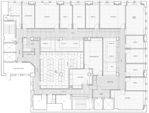 7,500 RSF Private Floor Asking $49 PSF