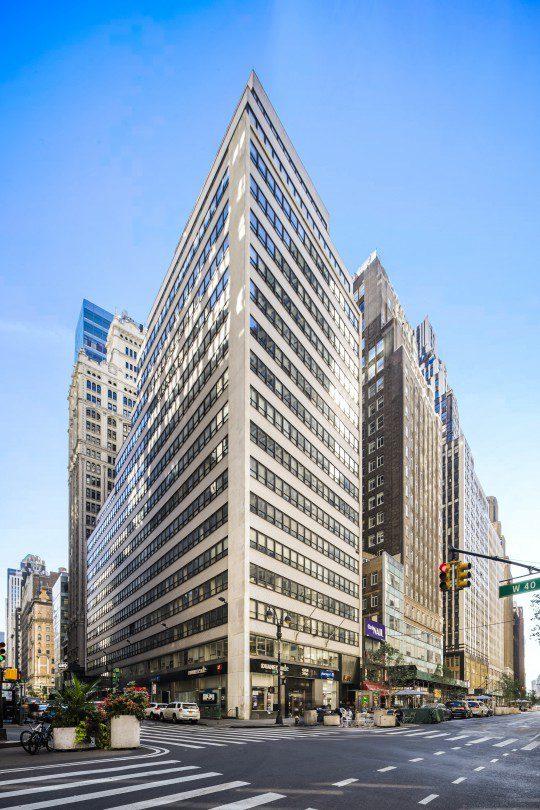 1430 Broadway Office