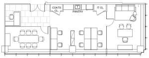 375 Park Avenue Seagram's Building Class A, 1958  1,927 RSF, Pre-built  Asks $175