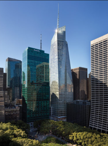 Tallest Office Buildings in NY