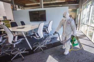 Pandemic Office Rental