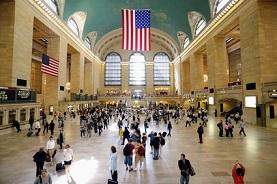 Renting an office at Grand Central Station