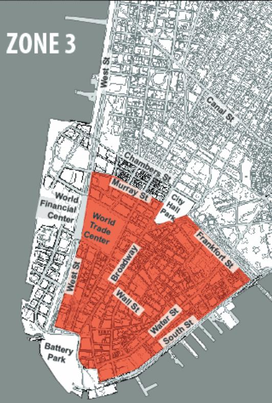 Lower Manhattan S Commercial Revitalization Program