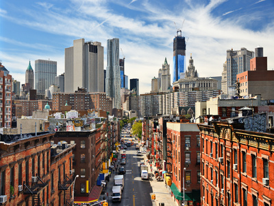 Office Rental Rates in NY- First Quarter 2014