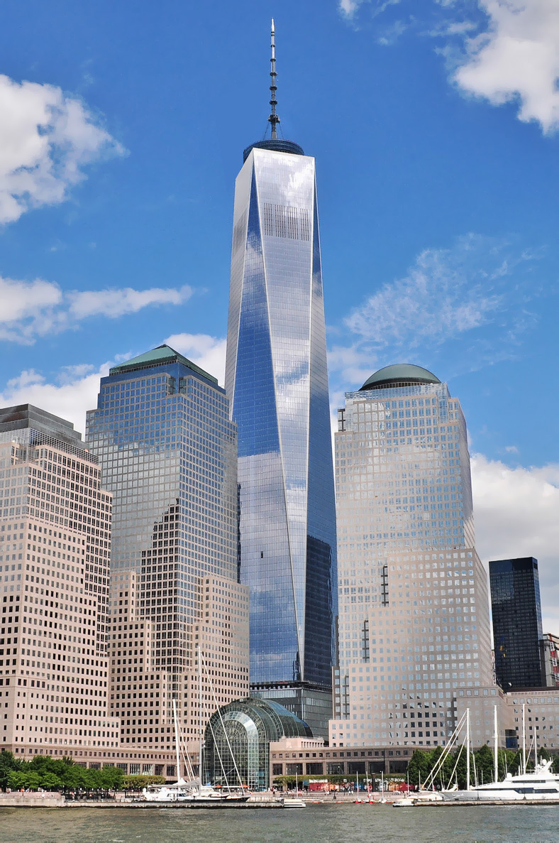 3965af21a2c One World Trade Center Office Space