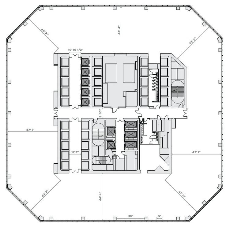 1 Wtc Floor Plan