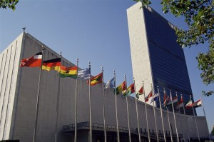 United Nations, commercial space