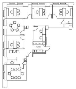 Chrysler Building Office