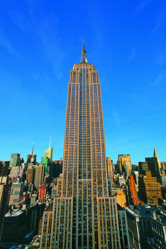 Empire State Building Office Rental