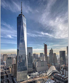 WORLD TRADE #1 World Trade Center New Class A Tower Build to Suit Offices 2,747 RSF- full floor