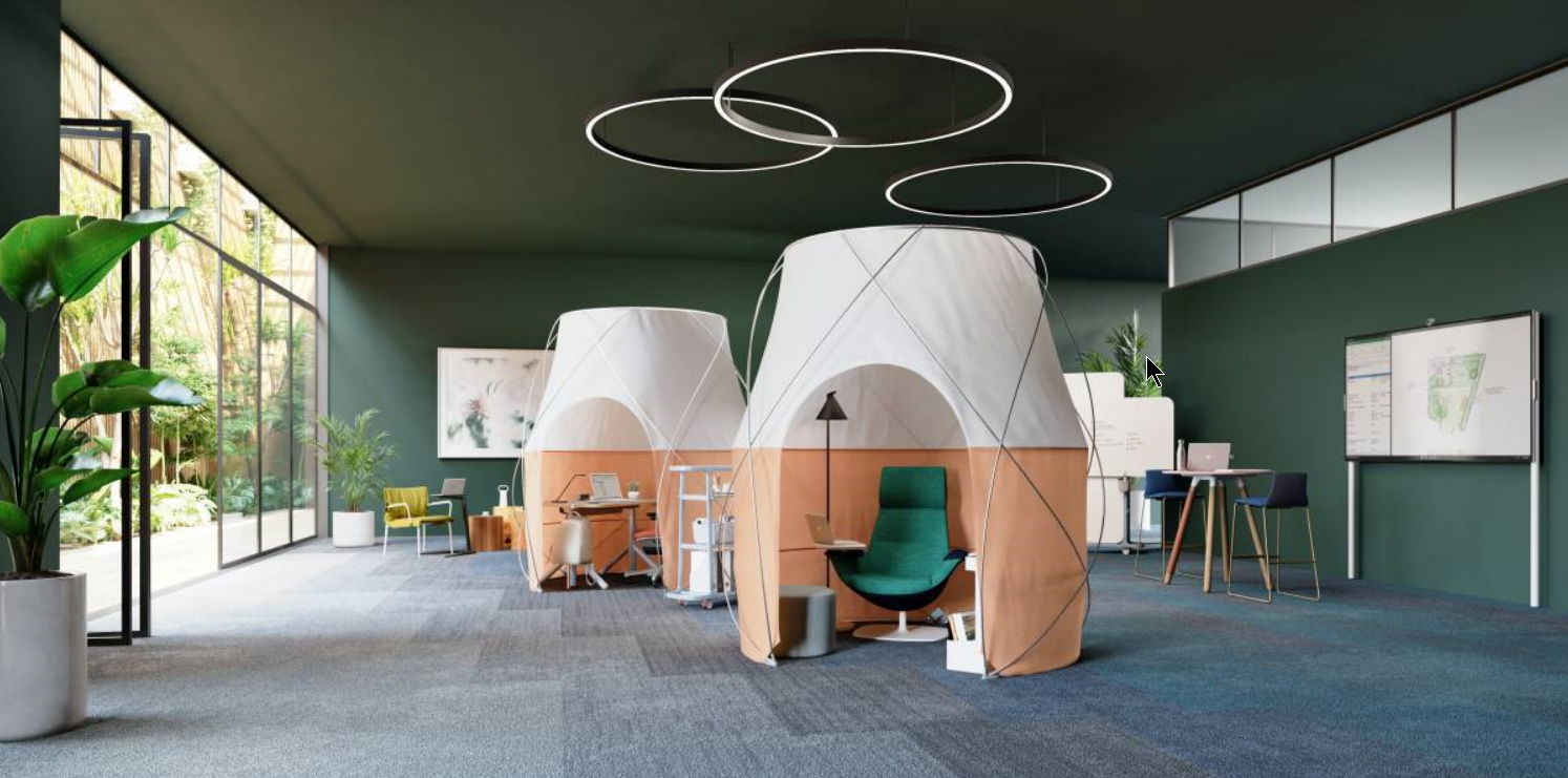 Future Design of Office Space