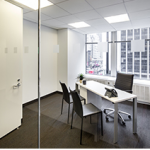 Virgo Windowed Office Temporary Office 1 Minute from Penn Station