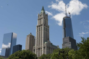 woolworth building, 233 broadway, office for rent